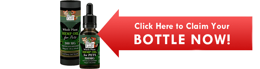 Click Here to Claim your bottle now Whole Plant Hemp Oil For Pets