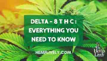 Delta 8 THC everything you need to know Blog Banner