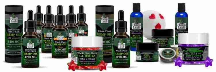Hemp Lively Products