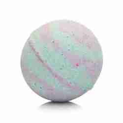 Hemp Lively Whole Plant Hemp Bath Bomb 50mg Phytocannabinoids Vanilla Black Raspberry