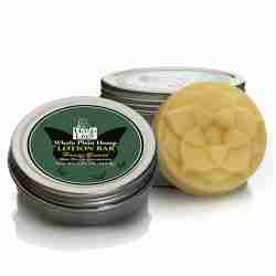 Hemp Lively Whole Plant Hemp Lotion Bar 50mg
