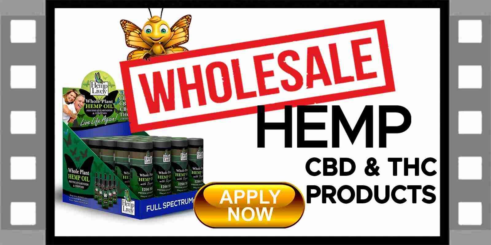 Wholesale Hemp Oil