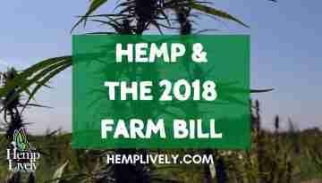 Hemp and the 2018 Farm Bill Blog Banner