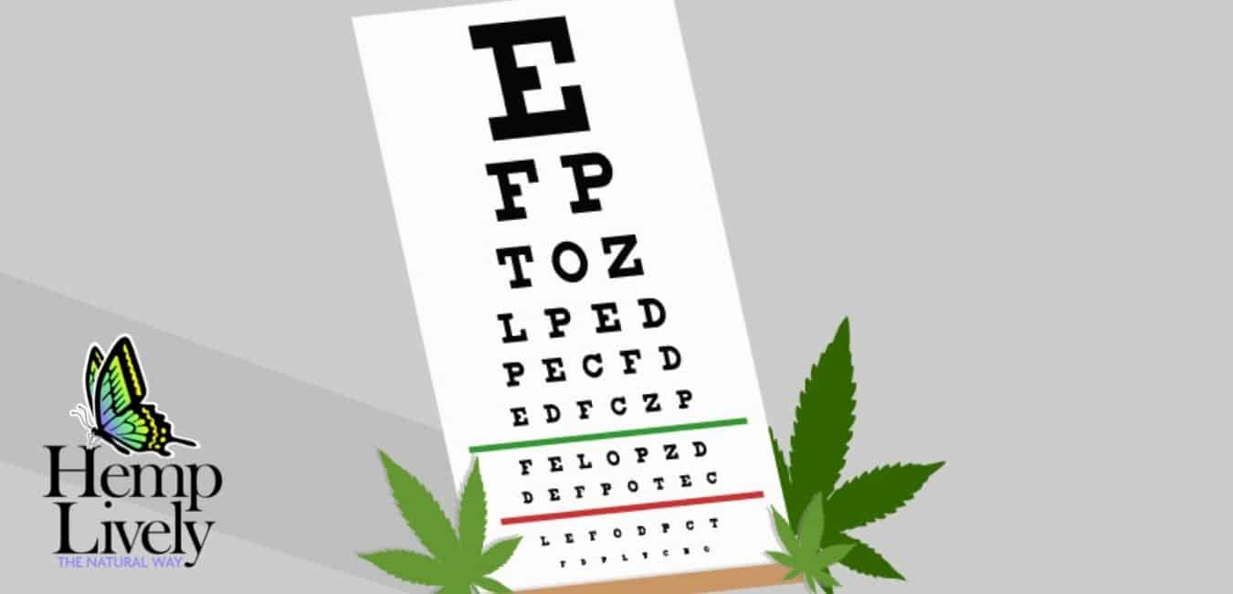 Marijuana Eye chart