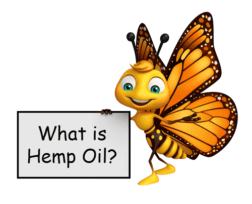 Hemp Oil CBD USA