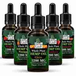 Whole Plant Hemp Oil Sampler Pack Fruit