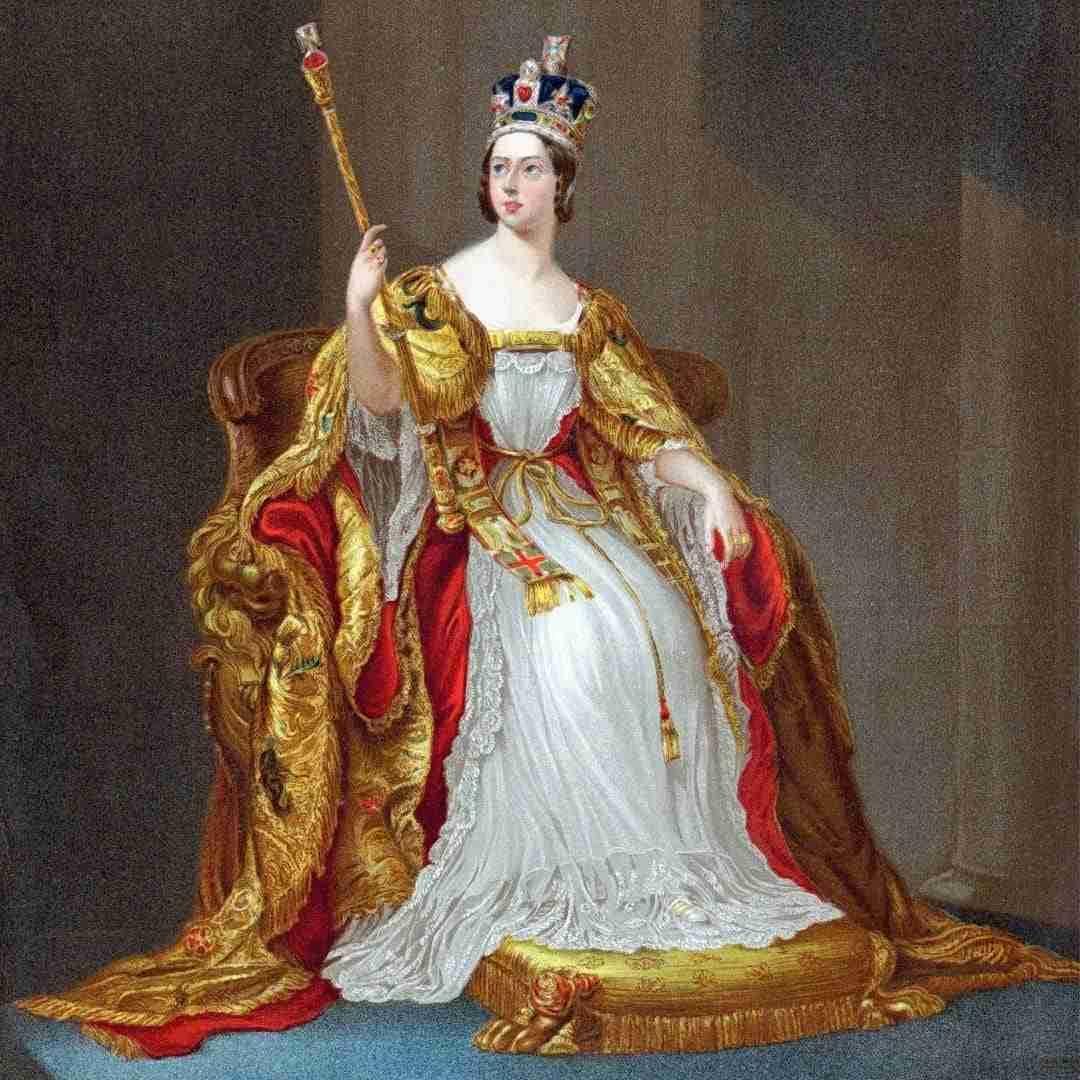 queen victoria - a brief history of CBD
